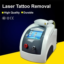 Laser Tattoo Removal Ce NZ - 2019 Professional Good sale! nd yag q-switched laser price laser rejuvi tattoo removal equipment CE DHL