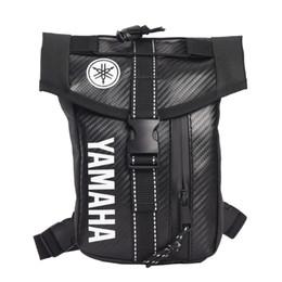 borsa da corsa borsa da viaggio borsa a tracolla yamha Borsa da polso e gamba di Motocross Messenger HARLEY Knight Tool Spedizione gratuita in Offerta