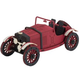 Model Car Sales UK - hot selling diy cartoon education model paper art car puzzle 3d toys supplier wholesale sale custom