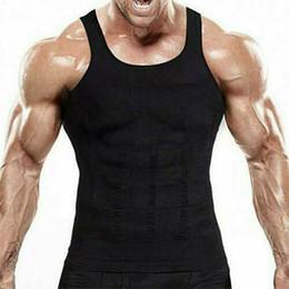 $enCountryForm.capitalKeyWord Australia - Men's Slimming Body Shapewear Corset Vest Shirt Compression Abdomen Tummy Belly Control Slim Waist Cincher Underwear