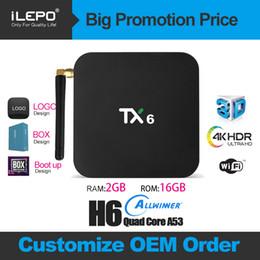 Free Iptv Player Australia - Original Tanix TX6 Android 9.0 Smart TV Box Allwinner H6 Media Player Algerie Italia Turkey Maroc Portugal free 10days iptv subscription