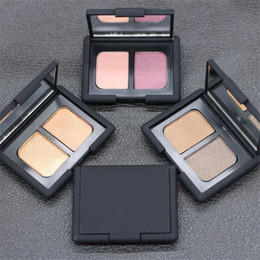 full color makeup cosmetic Canada - Makeup Face Blush Best selling New Brand Fashion 4 Color Blush palette cosmetics Bronzers Blush Eye Shadow 3pcs