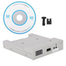 Discount ssd internal - 720KB SFRM72-FU USB SSD Floppy Drive Emulator with 720K Floppy Drive ABS
