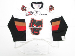 CALGARY HITMEN WHL AUTHENTIC WHITE PRO CCM HOCKEY JERSEY add any name any  number MEN WOMEN YOUTH S-5XL 223aea47f