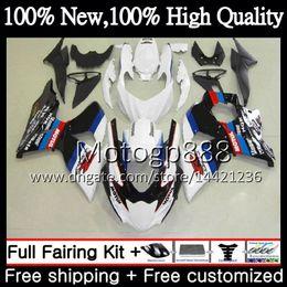 $enCountryForm.capitalKeyWord Australia - Fairing Bodywork For SUZUKI GSX-R1000 GSXR 1000 K9 09 10 11 12 13 15 33PG9 GSX R1000 K9 GSXR1000 Blue white 2009 2010 2011 2012 2014 2015