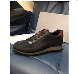 Men's Breathable Summer Shoes Australia - Spring and summer new sports and leisure men\'s shoes imported special fabrics all leather upper wear bottom comfortable trend hy896515