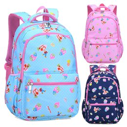 2019 Candy Camouflage Strawberry Dot Girl Boy Children Primary School bag  Bagpack Schoolbags Kids Teenagers Student Backpacks 121e69a84ec71