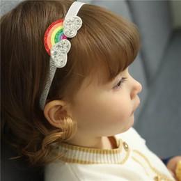 $enCountryForm.capitalKeyWord NZ - Free DHL Unicorn horse baby girls sequin hair clips strawberry rainbow kids girl hair barrettes children boutiques hair accessories fashion