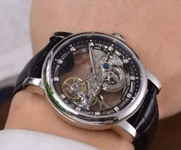 $enCountryForm.capitalKeyWord Australia - skeleton All work ANTIQUE 43 mm CASE H 2019 mechanical automatic men watch wholesale fashion new Stainless steel mens watche