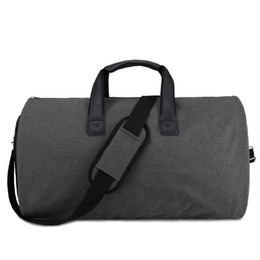 $enCountryForm.capitalKeyWord NZ - Travel bag men's handbag large capacity multi-function business storage suit bag Messenger bag