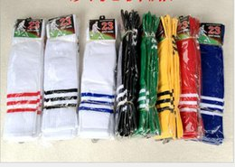 football cheerleading NZ - Men and women in the long tube sports socks World Cup bar cheerleading football socks