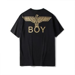 Chinese  19ss Boy London Mens T Shirt Designer Men Women High Quality Short Sleeves Fashion Designer Boy Luxury 4 Colors Tees manufacturers