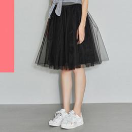 Tutu Sizes For Kids Australia - tutu skirts for kids summer 2019 girls rainbow tutu teenage girls clothes clothes free shipping size 13 14 years girls clothes