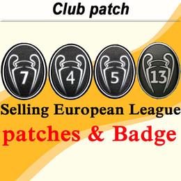 ec29bedf4 Serie A Bundesliga 2018 France Soccer Jerseys patches Ligue 1 La Liga  Champions League Real Madrid Football Shirts Honor Fair Armband Badge