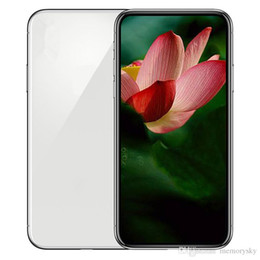 Wholesale goophone fingerprint resale online - Goophone Note plus Note inch GBRAM GBROM MTK6580 QuadCore MP camera inch G WCDMA SmartPhone Sealed Box Fake G displayed