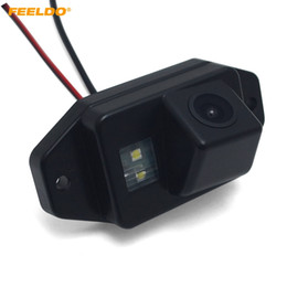 toyota prado camera NZ - FEELDO Car Rearview Camera Backup Camera For Toyota Prado Land Cruiser 120 Reverse Parking Camera #1651