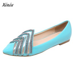 Striped Flats Shoes Australia - xiniu Women s Comfortable Single Shoes  Comfortable Cheap Casual Ladies Flat Shoes 62948293d3b