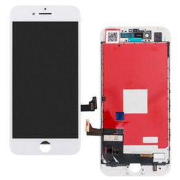 Iphone Plus Touch Screen Original Australia - Original For iPhone 7 Plus LCD Display Touch Screen Replacement Digitizer New White And Black Free DHL
