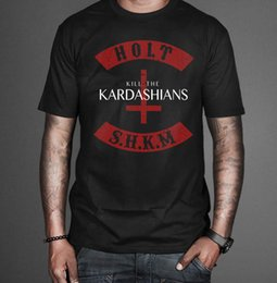 e8ad4ecc0 Slayer T Shirts Australia - NEW! Kill the Kardashians Holt SHKM Slayer  Exodus Band T