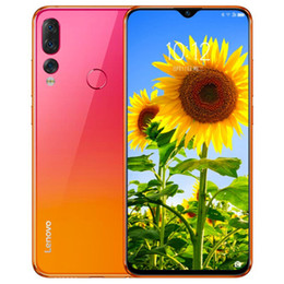 lenovo lte Canada - Original Lenovo Z5S 4G LTE Cell Phone 4GB RAM 64GB ROM Snapdragon 710 AIE Octa Core Android 6.3 inch 16MP Fingerprint ID Smart Mobile Phone