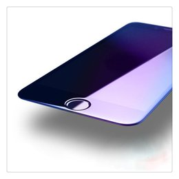 $enCountryForm.capitalKeyWord Australia - Full Coverage 3D Blue Ray Tempered Glass Film Screen Protector for iphone 6 6s 7 Plus High Quality