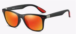 waterproof sun shades 2019 - Only sunglasses DUBERY Vintage Sunglasses Polarized Men's Sun Glasses For Men Square Shades Driving Black Oculos Ma
