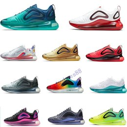 Low top futures online shopping - 19With Box Top quality O designer shoes total eclipse sunset northern lights day mens womens luxury moon throwback future running sneakers