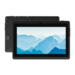 android os tablets NZ - Q8 7Inch Mali-400 MP2 3G Wifi Business Computer Quad-Core 1.3GHZ Tablet PC for Android 4.4 OS
