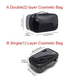$enCountryForm.capitalKeyWord NZ - Layer Pu Lady's Cosmetic Bags Waterproof Make Up Tools Organizer Pouch Wash Toiletry Vanity Travel Case Box Accessories