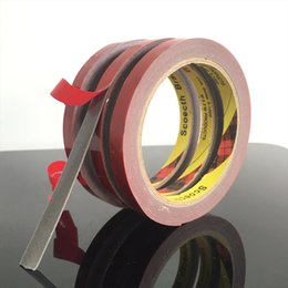 $enCountryForm.capitalKeyWord Australia - Rylybons 15mm*300mm New Double Sided Adhesive Tape Sticker For Car Home Door Repair High Strength Car Stickers for Auto Products