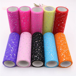 $enCountryForm.capitalKeyWord Australia - Home 15cm 10Yard Glitter Tulle Roll Crystal Organza Sheer Gauze Table Runner NEW Table Runner