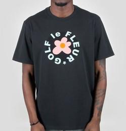 T shirTs creaTor online shopping - x Golf Le Fleur Shirt CHOOSE SIZE Tyler the Creator Wang Pink White Cartoon t shirt men Unisex New Fashion tshirt