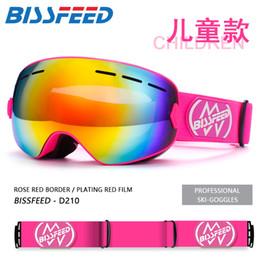 $enCountryForm.capitalKeyWord Australia - boys girls ski goggles double lens anti fog snowboard glasses kids winter snow ski eyewear professional children skiing goggles