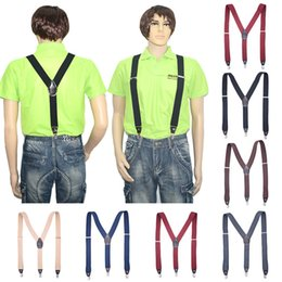 Apparel Accessories Mantieqingway Nylon Shirts Holders Suspensorio For Mens Elastic Business Garter Braces Adjustable Legs Shirts Suspenders Durable Modeling