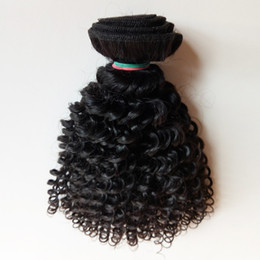 $enCountryForm.capitalKeyWord Australia - Manufacturers export 100% human hair extensions Natural black kinky curly100g pice African women afro style Good price good quality