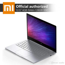 $enCountryForm.capitalKeyWord Australia - Original Xiaomi Mi Notebook Air 12.5'' 4GB RAM 128GB SSD Intel Core M3-7Y30 Dual Core Laptop Ultraslim Windows10 Backlit Keyboard Computer