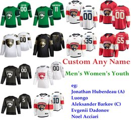 juegos de caza al por mayor-S XL All Star Game de la Florida Panthers Hockey jerseys Mike Hoffman Jersey Dryden caza Aleksi Saarela Colton Sceviour cosido personalizada