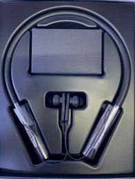 Elastic Cell Phone Australia - U flex New Bluetooth headset elastic collar EO-BG950 neck-mounted collar wireless Bluetooth headset