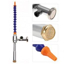 tubo 130MM vortice freddo Pistola ad Aria di raffreddamento del flusso d'aria a secco macchina con tubo flessibile Pistole termiche in Offerta