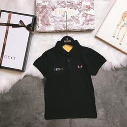 Cute Summer Cotton Fabric Australia - 2019 listing summer cute t-shirt top grade high quality cute Comfortable Lapel Polo Shirt Pearl cotton fabric