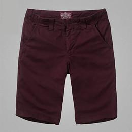 $enCountryForm.capitalKeyWord NZ - Mens Cotton Drawstring Shorts Green Vintage Casual Shorts Male Bermuda Zipper Trousers Men Korean Clothing Masculino 40XD035