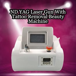 Laser Tattoo Removal Ce NZ - Professional Good Effects nd yag laser tattoo removal beauty salon equipment with CE approved Tattoo Removal Treatment