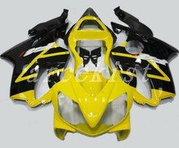 $enCountryForm.capitalKeyWord UK - 4Gifts New Injection ABS bike Fairing kits Fit for HONDA CBR 600 F4i fairings 2001 2002 2003 CBR600 FS F4i body 01 02 03 Nice yellow black
