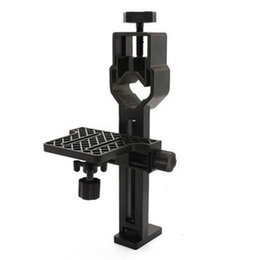 Wholesale Telescopes Photography Support Stand Holder For Digital Camera Connection Camera Adapter for Spotting Scope Telescope