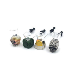 $enCountryForm.capitalKeyWord Australia - Manufacturers direct sales of new resin pipe 120 mm creative bird removable pipe portable tobacco accessories