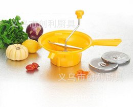 shredder grinder NZ - Home Furnishing Kitchen Innovate Shredder More Function Grinder Vegetables Agitator Pulverizer Vegetable Mixer