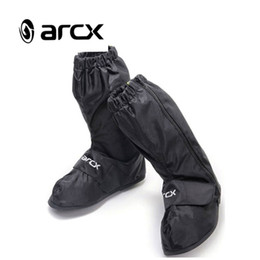 $enCountryForm.capitalKeyWord NZ - ARCX Unisex Rain Shoes Cover Boots Reusable Rain Cover For Shoes Waterproof Motorcycle Non Slip Boots L60580