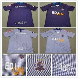 Men sho online shopping - 2019 Sanfrecce Hiroshima Soccer Jerseys Patric Teerasil Dangda Inagaki Yoshifumi Kashiwa Sho Sasaki Custom Adult Football Shirt