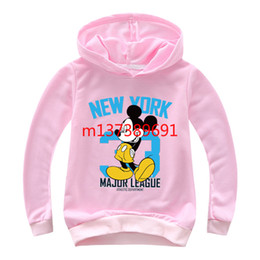 heated jackets NZ - New Kids Hoodie Fashion Heat Painting Boys Hoodie Children's Wear Outdoor Cartoon Jacket Long Sleeve Children's Sports Hoodie 0397#