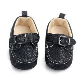 Moccasins For Toddlers Australia - 2019 Baby Canvas Shoes Boys Soft Sole 0-12 Months Baby Shoes for Babies Newborn Boys Sneakers Baby Moccasins Infant toddler shoes